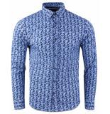 Gabbiano Overhemd 33848 blauw