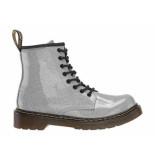 Dr. Martens 1460 glitter j silver coated glitter pu zilver