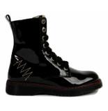 Red Rag Boot 12180 zwart