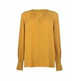 Marella Carnet blouse geel