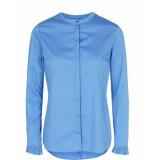 Mos Mosh Mattie shirt blauw