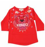 Kenzo Tiger jg 2 bb rood