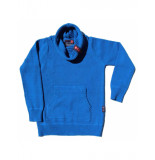 Boys in Control 511 cobalt pullover blauw