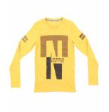 Name It T-shirt 13177129 nkmrome goud