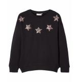 Name It Sweatshirt 13171545 nkfregitse zwart
