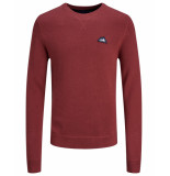Jack & Jones Pullover 12162615 jordouble rood