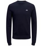 Jack & Jones Pullover 12162615 jordouble blauw