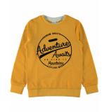 Name It Sweatshirt 13170998 nkmsage goud