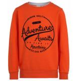 Name It Sweatshirt 13170998 nkmsage rood
