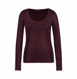 Ibana IBANA Top 301930066 cherry purple