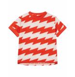 Oilily Tembrandt lang shirt- rood