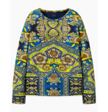 Oilily Tip shirt orient- blauw