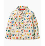 Oilily Beker blouse- wit