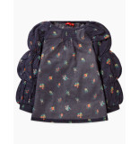 Oilily Bubblegum blouse- blauw