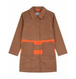 Oilily Carlijn dubbelzijdige zomerjas met reflecterende details-