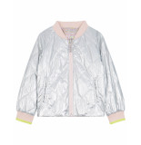 Oilily Coby dubbelzijdig zomerjasje met klassieke paisley print- roze