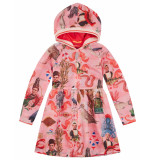 Oilily Coconutty coat- roze