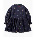 Oilily Dingie jurk- blauw