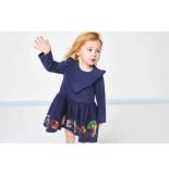 Oilily Doppie jurk- blauw