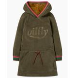 Oilily Haxi jurk- groen