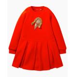 Oilily Hermosa jurk- rood