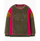 Oilily Hobbels sweater- groen
