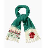 Oilily Kosa sjaal- turquoise