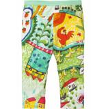 Oilily Legging taski voor meisjes groen-