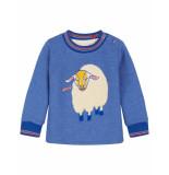 Oilily Sweater hermanita- blauw