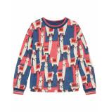 Oilily Sweater holala- blauw