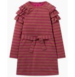 Oilily Tolive jersey jurk- roze