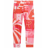 Oilily Trapper scuba legging met coole kite print- rood