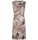 Oilily Dorade jurk cosmos flower- grijs melange