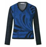 Oilily Karitte sweater- blauw