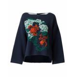 Oilily Kylar sweater- blauw