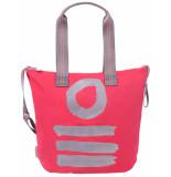 Oilily Shopper fun nylon - roze