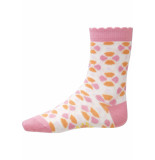 Oilily Sokken monet voor meisjes roze- wit