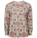 Oilily Titov jersey sweater- grijs