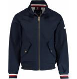 Tommy Hilfiger Icon cotton harrington mw0mw10072/438 - blauw
