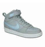 Nike Court borough mid 2 ep gs cq4578-001 grijs