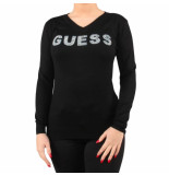 Guess Megan sweater zwart