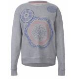 Oilily Sweater thomas- grijs