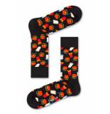 Happy Socks Ham01-9000 hamburger sock