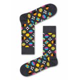 Happy Socks Cld01-9700 clashing dot sock