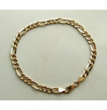 Christian Gouden 14 karaat armband geel goud