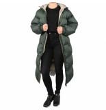 Colmar Uniex down jacket groen