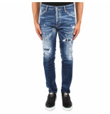 Dsquared2 Cool guy jean blauw