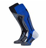 Falcon Men tecnical skisock coolly coolly-a245 blauw