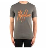 Malelions Signature t-shirt groen
