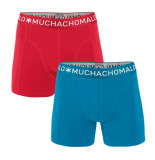 Muchachomalo Boys 2-pack short solid/solid